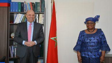 Photo of المديرة العامة الجديدة لمنظمة التجارة العالمية تعرب عن امتنانها لجلالة الملك