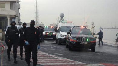 """Photo of معلومات دقيقة وفرتها """"الديستي"""" تجهض عملية كبرى للتهريب الدولي للمخدرات عبر المسالك البحرية"""