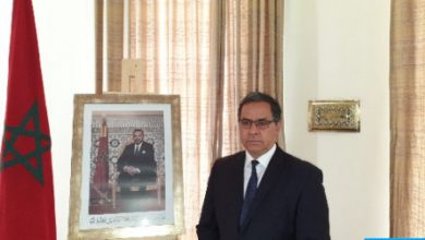 Photo of رؤية المغرب للتعاون الأمني في إفريقيا محور مباحثات العروشي ومفوض الاتحاد الأفريقي للسلام والأمن