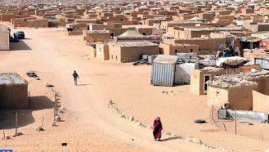 Photo of صحافية إسبانية تندد بالظروف المعيشية اللاإنسانية السائدة في مخيمات تندوف