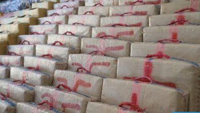 Photo of الجديدة: إجهاض عملية للتهريب الدولي للمخدرات وحجز 3 أطنان و300 كلغ من مخدر الشيرا (+ صورة)
