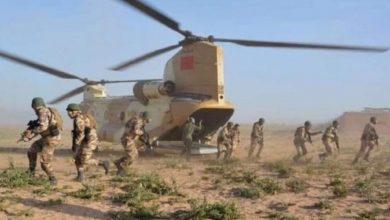 """Photo of هكذا يقوم الجيش المغربي بتوسيع """"الحزام الدفاعي"""" في الصحراء المغربية"""