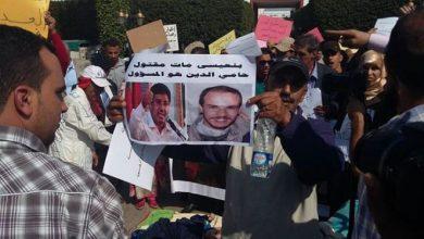Photo of أسرة الشهيد أيت الجيد تنتفض ضد تصريحات المعطي منجب