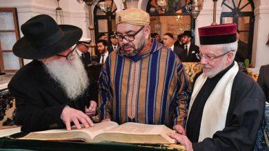 Photo of إشادة عالية بالملك محمد السادس لالتزامه بالحفاظ على التراث اليهودي المغربي