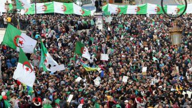 Photo of مسيرات الحراك الشعبي تجدد مطالبها في الجزائر بشعارات مناهضة للنظام
