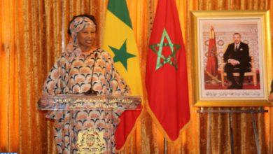 """Photo of وزيرة الخارجية السنغالية: القنصلية العامة بالداخلة """"الرمز الحي"""" للعلاقات الثنائية المتميزة"""