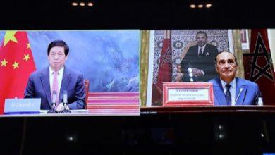 "Photo of ""كوفيد-19"": مسؤول صيني يشيد بريادة جلالة الملك والنتائج الملحوظة التي حققها المغرب في مكافحة الجائحة"