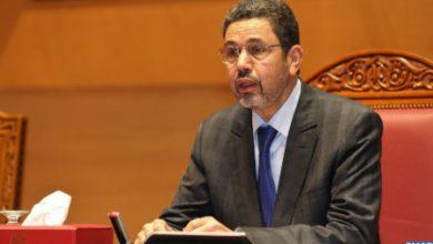 Photo of المجلس الأعلى للسلطة القضائية يناقش الوضعية المهنية للقضاء