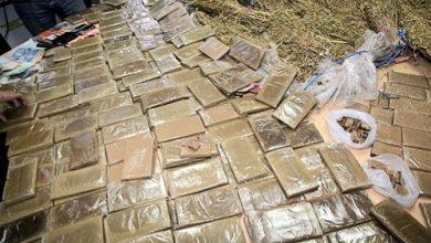 Photo of إحباط محاولة تهريب أزيد من 600 كيلوغرام من المخدرات ضواحي أكادير