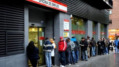 Photo of بسبب كورونا.. عدد العاطلين بإسبانيا يقارب 4 مليون شخص