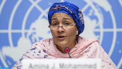 Photo of حماية شجرة الأركان: نائبة الأمين العام للأمم المتحدة تشيد بريادة المغرب