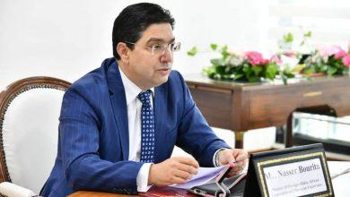 Photo of بوريطة: تم استدعاء سفيرة المغرب لدى إسبانيا للتشاور بصلة مع الأزمة التي تعود إلى منتصف شهر أبريل