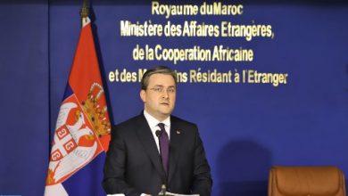 Photo of وزير الخارجية الصربي: التعاون المغربي-الصربي سيأخذ بعدا جديدا في المستقبل القريب