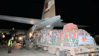 Photo of بتعليمات ملكية.. مغادرة طائرة عسكرية أخرى في اتجاه القاهرة محملة بمساعدات عاجلة للفلسطينيين