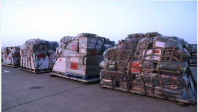 Photo of ادخال المساعدات الإنسانية المغربية إلى قطاع غزة عبر معبر رفح