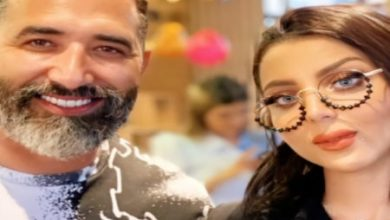 Photo of فيديو: من حفل زفاف ابتسام بطمة بعد خروجها من السجن