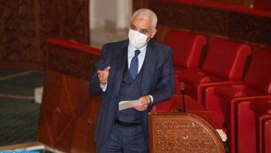 Photo of وزير الصحة: التحكم النسبي في الوضعية الوبائية بالمملكة شجع على إنجاح تواصل عملية التلقيح