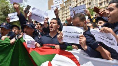 Photo of فيديو: الحراك الشعبي ينتقد المخابرات الجزائرية ويطالب بحماية مدنية