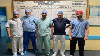 Photo of بني ملال: فريق طبي ينجح في تركيب مثانة اصطناعية لفائدة مريض في عقده السادس
