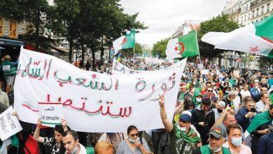 Photo of فيديو: الجزائريون يواصلون انتفاضتهم ضد النظام العسكري في الجمعة 116 من الحراك الشعبي