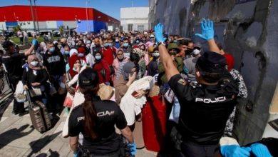 Photo of آخر أخبار الأطفال والبالغين المغاربة العالقين بسبتة المحتلة في ظروف لا إنسانية