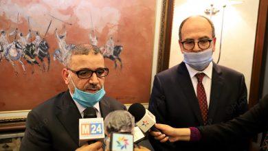 Photo of خالد المشري: المغرب كان رافدا قويا في كل محطات تسوية الأزمة الليبية