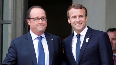 Photo of بعد الاعتداء على ماكرون هولاند يعلن: يجب على الفرنسيين التضامن مع رئيسهم فضربه لا يطاق