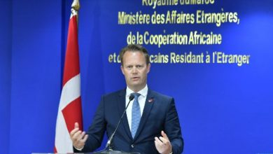 Photo of وزير الخارجية الدنماركي: المغرب والدنمارك علاقة متينة تتعزز بشكل مطرد