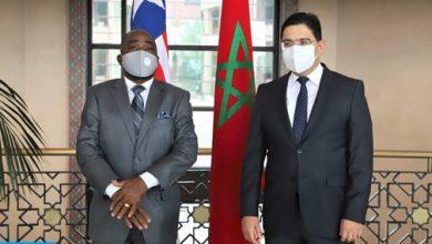 Photo of وزير الخارجية الليبيري: ليبيريا ستواصل دعم المقترح المغربي للحكم الذاتي في الصحراء