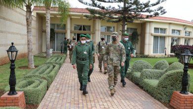 """Photo of بلاغ أركان الحرب العامة للقوات المسلحة الملكية حول تنظيم التدريبات المغربية الأمريكية المشتركة """"الأسد الإفريقي 2021"""""""