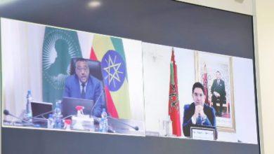 Photo of وزارة الخارجية الإثيوبية تشيد بجهود المغرب الجادة وذات المصداقية لحل النزاع الإقليمي حول الصحراء