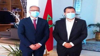 Photo of الزعيم السياسي الإيطالي ماثيو سالفيني: المغرب هو البلد الأكثر استقرارا في جنوب المتوسط وشمال إفريقيا