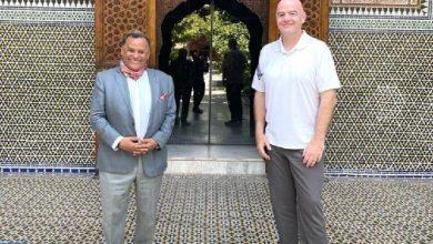Photo of جياني إنفانتينو يزور متحف 'دار الباشا' بمراكش