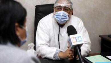 Photo of خمسة أسئلة للدكتور مولاي سعيد عفيف عضو اللجنة العلمية للتلقيح