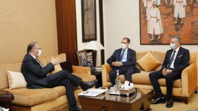 Photo of رئيس الحكومة يجري مباحثات مع رئيس الجمعية البرلمانية لمجلس أوروبا