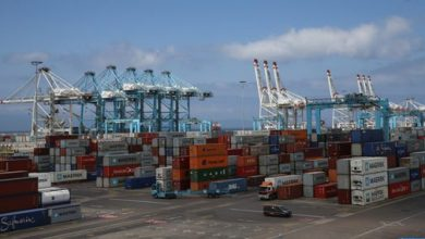 Photo of حجز مبالغ مهمة بالدرهم والعملة الصعبة بميناء طنجة المتوسط