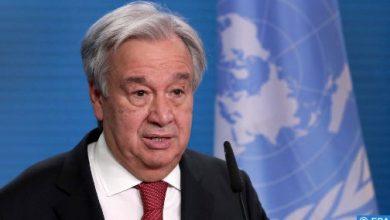 Photo of الصحراء المغربية: الأمين العام للأمم المتحدة يفضح مجددا انتهاكات وأكاذيب الجزائر و'البوليساريو'