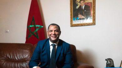 Photo of وزير الخارجية المالي يتباحث مع سفير المغرب عميد السلك الديبلوماسي ببماكو