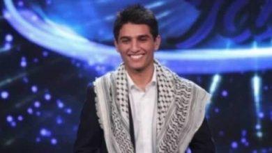 """Photo of أحلام لمحمد عساف"""": شكلك شكل رونالدو وغناءك فيه إبداع ميسي"""