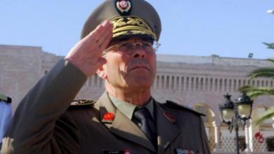 """Photo of مفاجأة: قائد أركان الجيش التونسي """"رشيد عمّار"""" يقدم استقالته"""