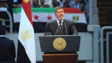 Photo of نشطاء: خطاب مرسي دليل على قرب نهايته