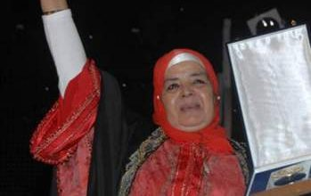 "Photo of وفاة الفنانة الشعبية ورائدة ""العيطة"" الحاجة الحمونية"