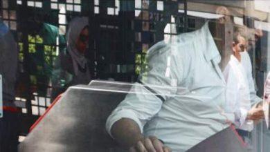 Photo of سائقو ترامواي الدار البيضاء يحملون الشارة السوداء