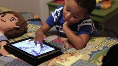 Photo of جيل الأيباد من الأطفال سيعاني من صعوية التحدث