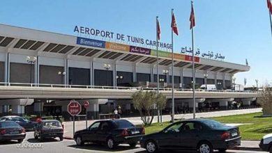 """Photo of إلغاء جميع الرحلات القادمة إلى تونس والمغادرة منها على خلفية اغتيال """"البرهمي"""""""
