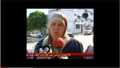 Photo of فيديو: أوّل تصريح لزوجة البراهمي السياسي التونسي المُغتال