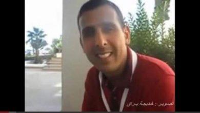 "Photo of بالفيديو: البطل لخصم في لقاء خفيف الظل مع""أكورا""..اكتشفوا ما قاله"