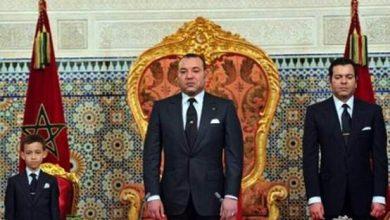 "Photo of جرأة وشجاعة ملك: ""إن للبيت ربا يحميه"""