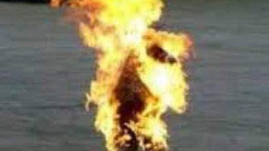 Photo of وفاة الشاب الذي  أضرم النار في جسده احتجاجا على حجز بضاعته في معبر باب سبتة.