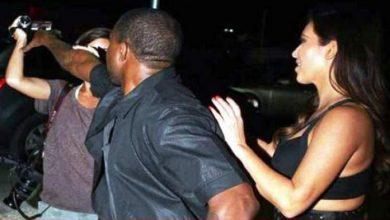 "Photo of اتهام مغني الراب الأمريكي ""كاني وست"" بالضرب ومحاولة السرقة في مطار لوس انجليس"
